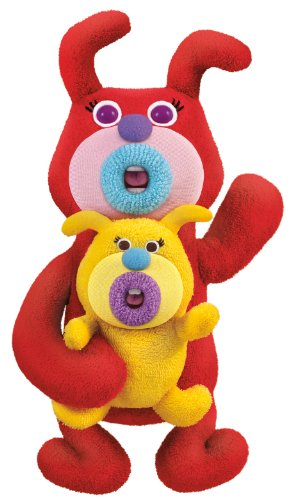Mattel The Sing-A-Ma-Jigs Duets - Rouge avec Puppy