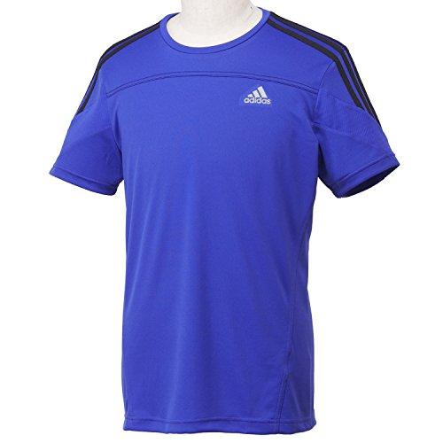 (アディダス)adidas M RSP 半袖Tシャツ AG857 S14718 ナイトフラッシュ S15/ブラック J/L