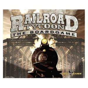 Click to buy Railroad Tycoon the board game from Amazon!