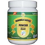 Food 4 You Moringa Leaf Powder 100 Gms (Organic)