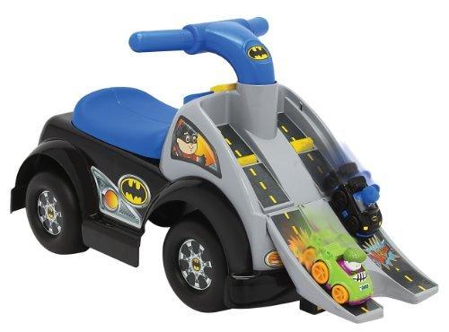 Fisher-Price DC Friends Wheelies Batman Ride-On