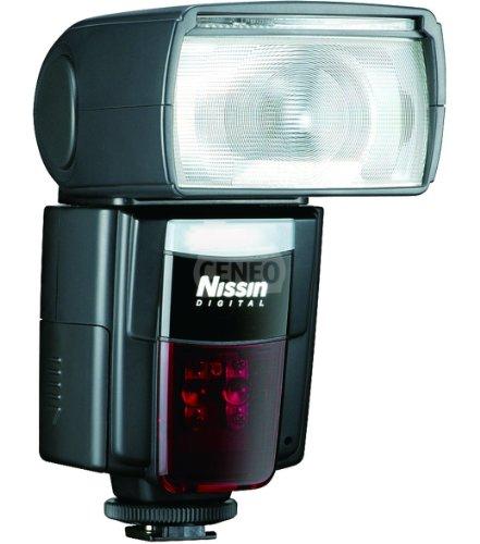 Nissin Di 866 Mark II Canon - Flash (380 g, AA, Negro) [Importado]