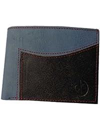 GOOD LIFE STUFF Genuine Leather Multi Color Wallet For Men (GLSMLT-Y004)