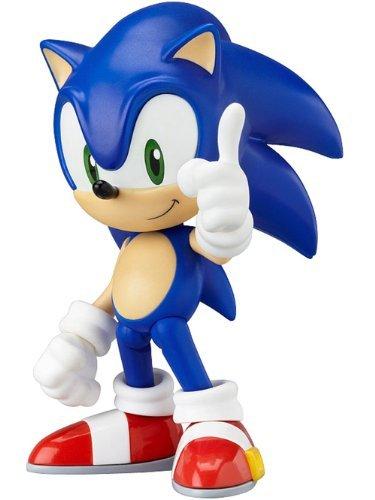 New Nendoroid Sonic The Hedgehog Anime Action Figure Gsc Good Smile Company F S Ebay