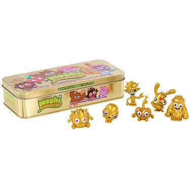 Moshi Monsters Golden Monster Collection Tin