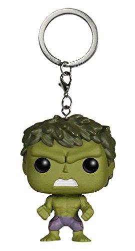 Avengers Age Of Ultron Pocket POP Hulk Vinyl Figure Keychain