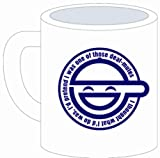 Ghost in the shell S.A.C The Laughing Man Mug Cup