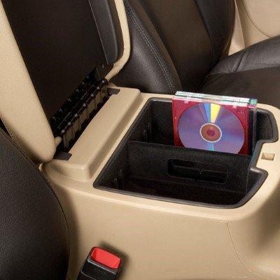 Genuine GM Accessories 19166288 Front Floor Console Organizer
