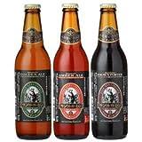 【国際大会金賞ビール3種3本お試しセット】金・赤・黒3色の風味豊かな地ビール3種お試しセット