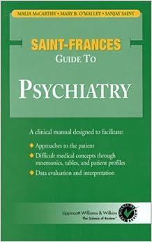 Psychiatry Pdf Books