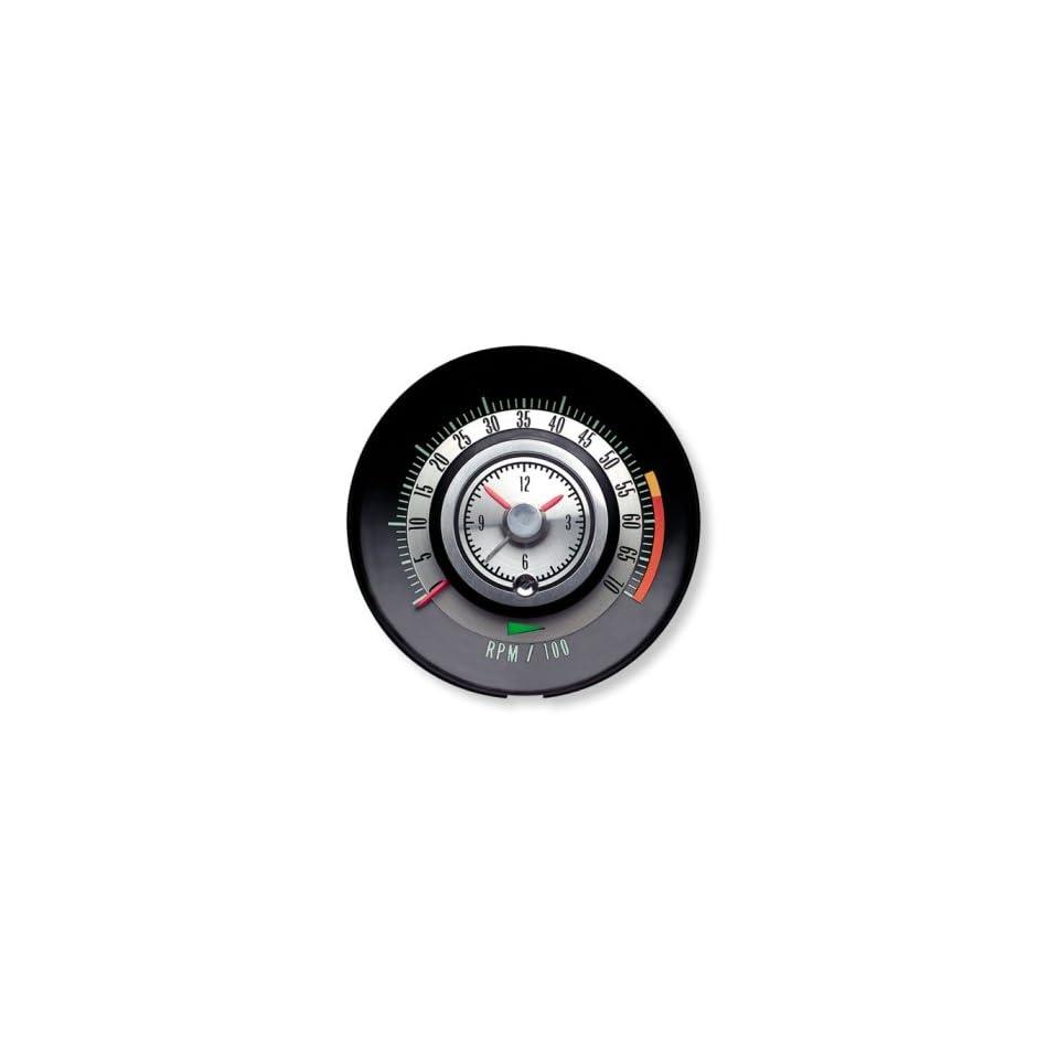 68 Camaro Tachometer - Amarah Schultz