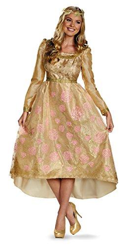 Halloween 2017 Disney Costumes Plus Size & Standard Women's Costume Characters - Women's Costume CharactersDisguise Women's Disney Maleficent Aurora Coronation Gown Deluxe Costume