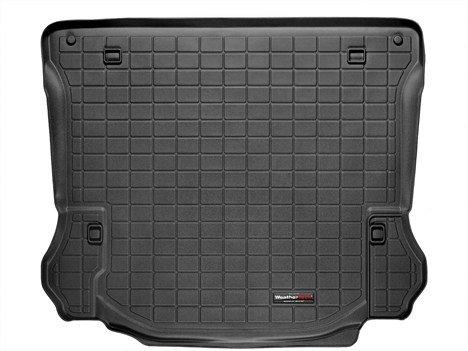 2011-2015 Jeep Wrangler Unlimited WeatherTech Cargo Liner (Black)