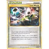 Pokemon TCG Call of Legends Uncommon Stadium Card- Lost World #81