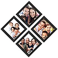 Sifty Collection Collage Photo Frame(5x5) 4, Set Of =4pcs