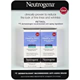 Neutrogena Healthy Skin Anti Wrinkle Cream 2 count 1.4 oz each – Total 2.8 oz