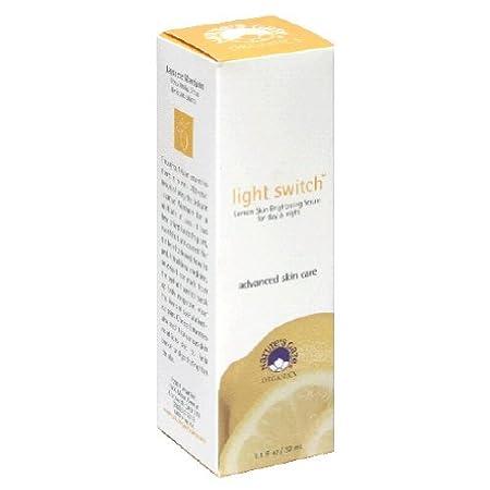 Nature's Gate Organics Lemon Skin Brightening Cream