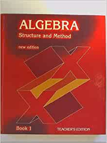 23 Algebra and Trigonometry Structure and Method Book 2 Answer Key
