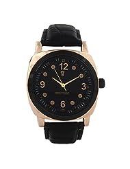 Swiss Trend Black Dial Mens Wrist Watch(Artshai-1616-C...