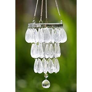 Exhart Anywhere Lighting Crystal LED Chandelier, Small (Discontinued by Manufacturer)