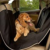 Car Accessories Luxury Waterproof Polyester Crude Fiber Oxford Fabric Material Foldable Car Seat Cover For Pets...