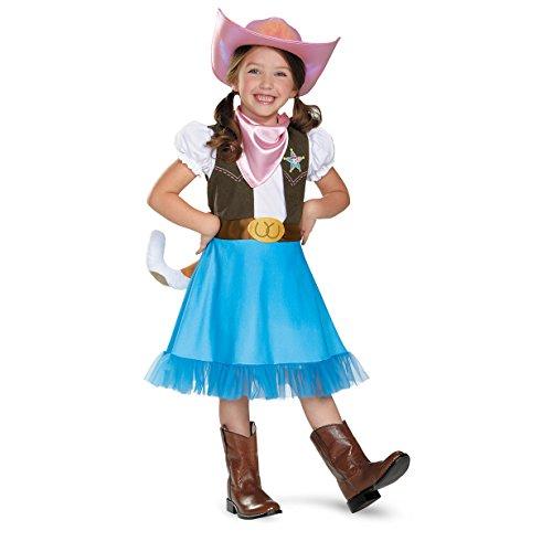 disney junior sheriff callies wild west toddler little girls halloween costume 3t4t - Disney Jr Halloween Costumes