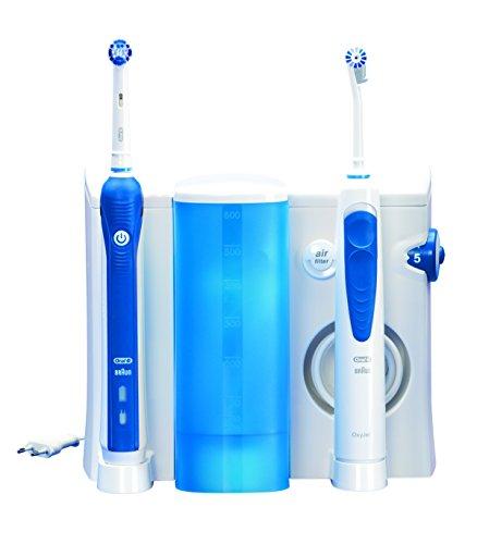 Oral-B Professional Care OxyJet +3000 - Brosse à dents électrique rechargeable +....
