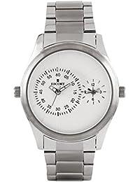 ESCORT White Analog Watch For Men - B01CCZ35B6