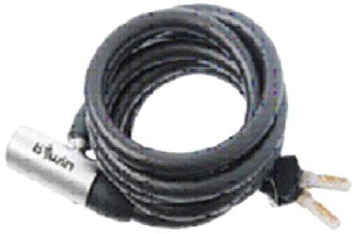 Btwin SP-5-Key Adult Lock Black