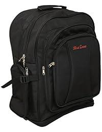 Kuber Industries 60 Ltrs Expandable Black Backpack/Rucksack/Travelling Bag/Hiking Bag/Adventure Bag/Camping Bag...