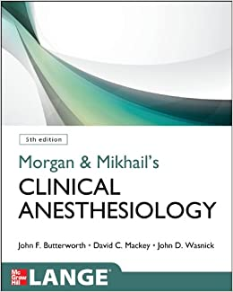 Miller's Anesthesia, 8th Edition