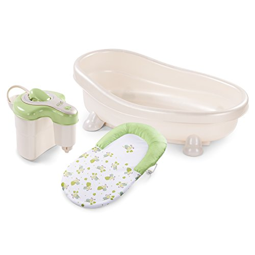 soothing spa shower bath