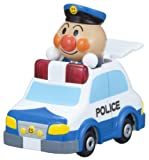 Anpanman vehicles and police cars working Anpanman Museum GOGO minicar (japan import)