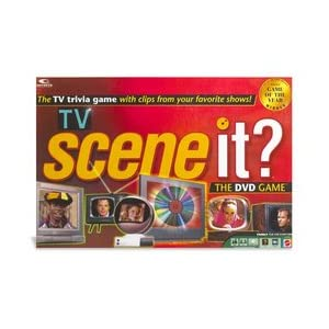 Scene It? DVD Game