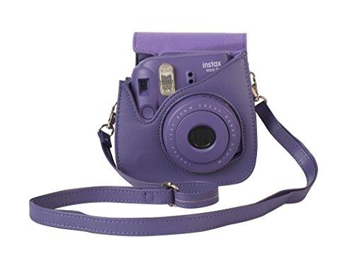 Fujifilm Housse pour Instax mini 8/mini 7s Violet