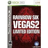 Tom Clancys Rainbow Six Vegas 2 Limited Edition -Xbox 360