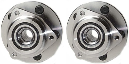 Prime Choice Auto Parts HB613161PR Front Hub Bearing Assembly Pair