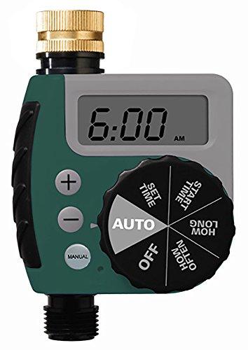 Orbit 91213 One Dial Garden Hose Digital Water Timer
