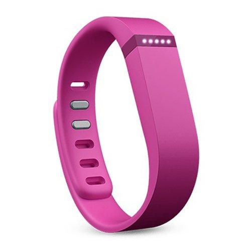 Fitbit Flex - Pulsera de actividad y sueño inalámbrica, tamaños S y L (con indicador led y podómetro), color violeta
