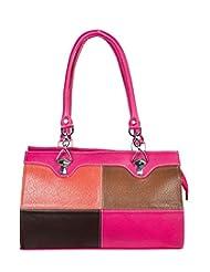 Louise Belgium Women's Hand-held Bag Multicolor (LB-029)