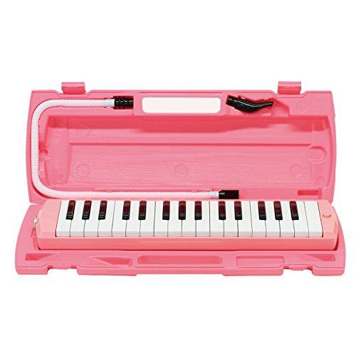 キクタニ 鍵盤ハーモニカ 32鍵 MM-32N ピンク