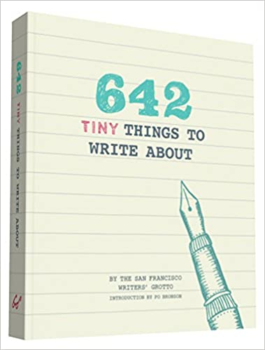 624 Tiny Things to Write About