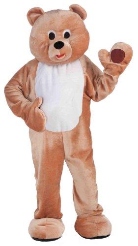 Plush Honey Bear Mascot