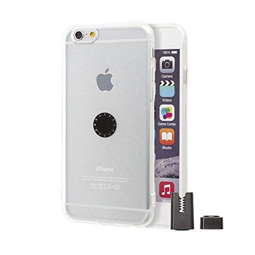 Funda con Soporte magnético para coche iPhone 6 / 6S...