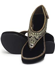 PAHNAWA CASUAL AND PARTY WEAR ETHNIC WEAR FOR GIRLS AND WOMENS - B01FB05R4W