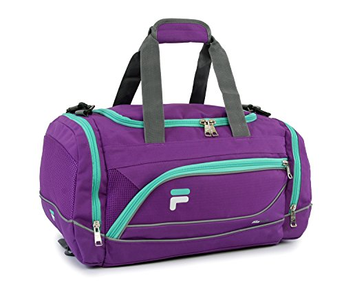 Expert choice for gym duffel bag with shoe compartment