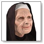 Nun on the Run Adult Mask