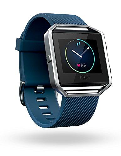 Fitbit - Blaze - Montre de Fitness - Bleu