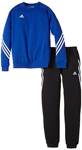 adidas SERE14 SWT SU Y - Sudadera para niño, color azul / blanco, talla 164