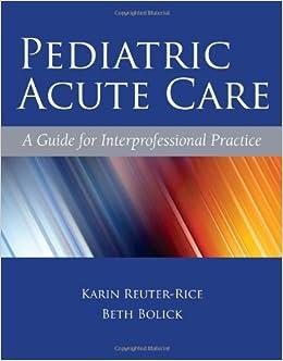 Pediatric Nurse Exam
